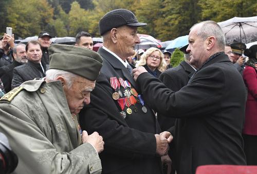 Oslavy Dňa hrdinov Karpatsko-duklianskej