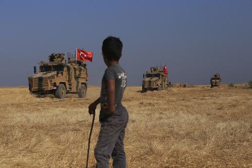 Erdogan avizoval, že vojensky