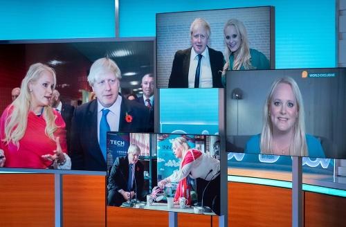 Sexškandál britského premiéra: Johnson