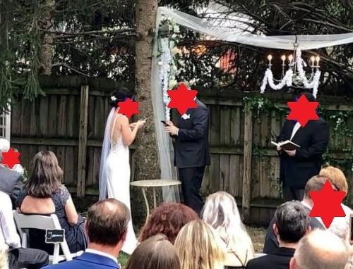 Romantická svadba sa zvrtla