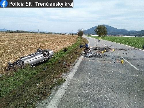 Tragická dopravná nehoda sa