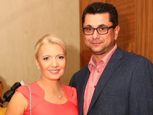 Aneta Parišková a Miroslav