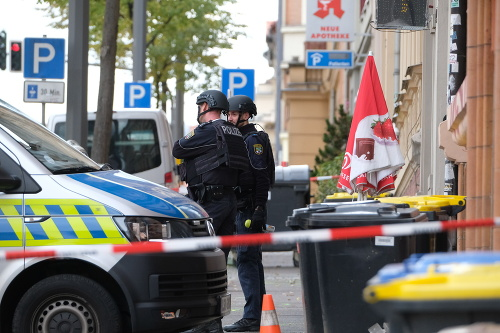 VIDEO Teror v Nemecku: