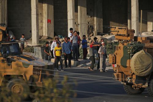 Vojenská operácia v Turecku