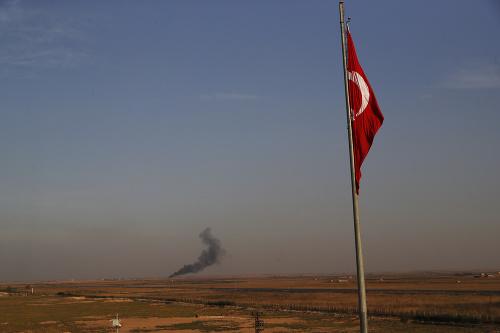FOTO Turecká invázia do