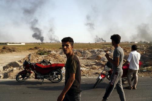 Konflikt Turecka v Sýrii
