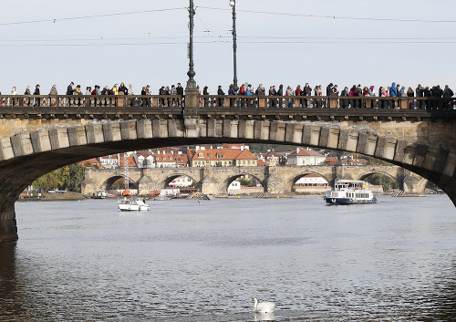 FOTO Česko sa prebudilo