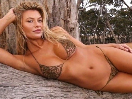 Samantha Hoopes ako modelka