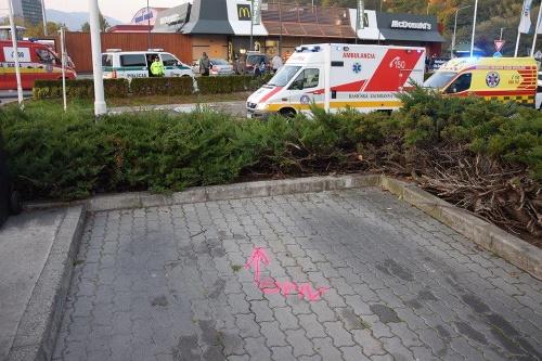 Kuriózna nehoda v Banskej