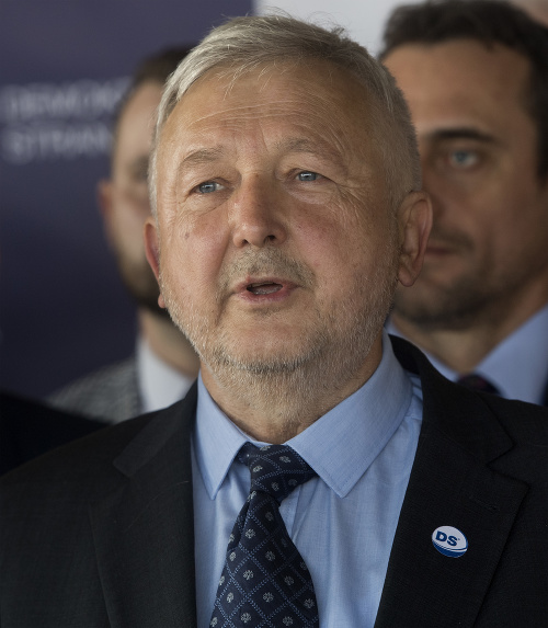 Predseda Demokratickej strany Michal