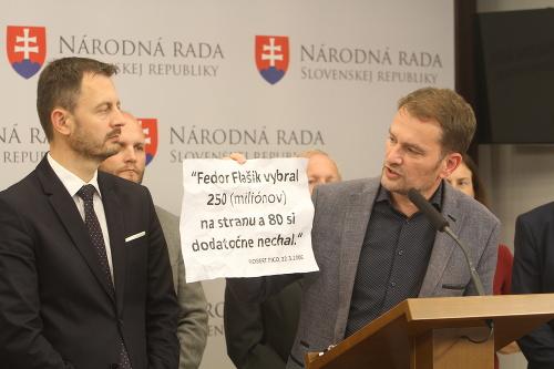 VIDEO Veľká výzva opozície: