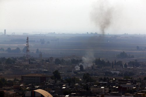 Krvavé boje v Sýrii