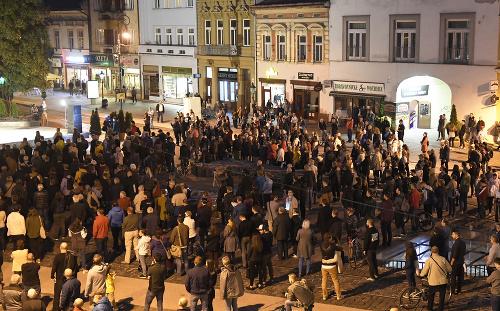 Zhromaždenie Za spravodlivé Slovensko