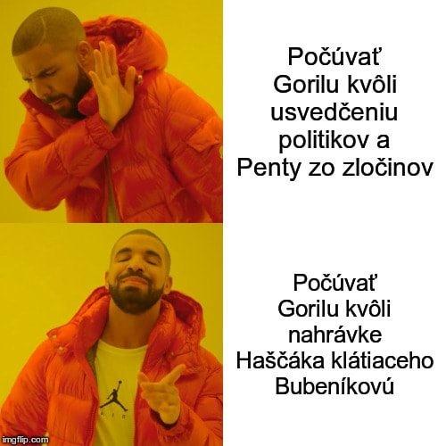 Slováci sa zabávajú na