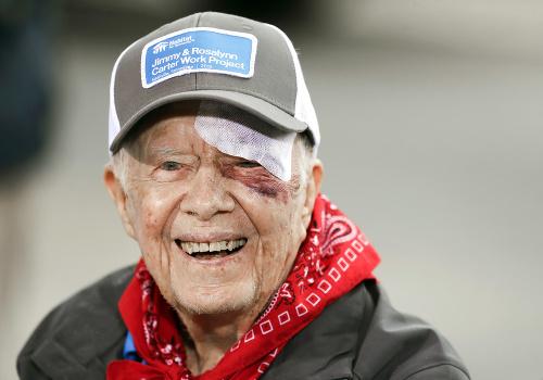 Bývalý americký prezident Jimmy