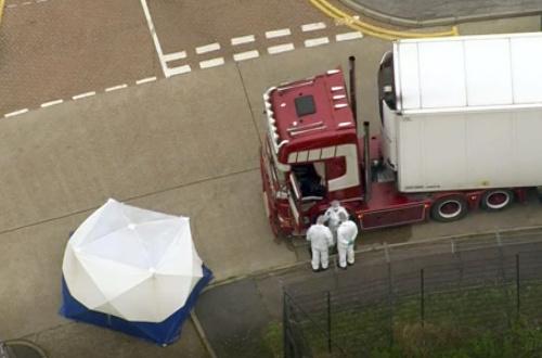 MIMORIADNE Anglická polícia našla