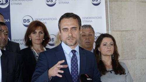 Predstavitelia Demokratickej strany