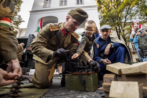 Maďarsko slávi výročie povstania: