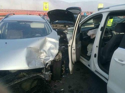 Nehoda zablokovala dopravu na