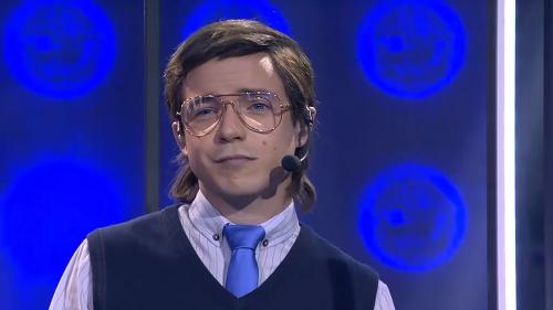 Dávid Hartl ako Meky