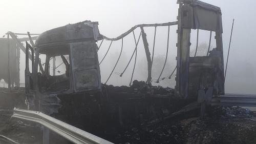Hrôzostrašná nehoda v Maďarsku: