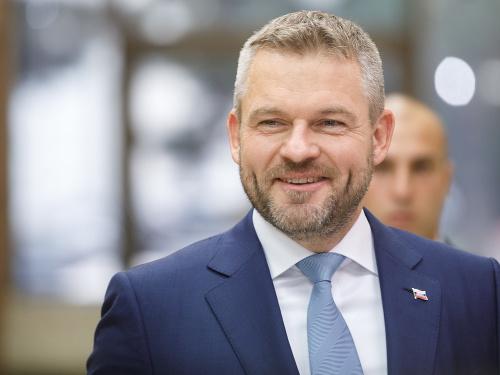 PRÁVE TERAZ Prezidentka Čaputová