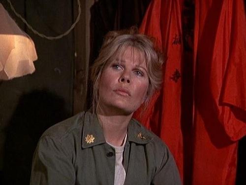Loretta Swit ako Margaret