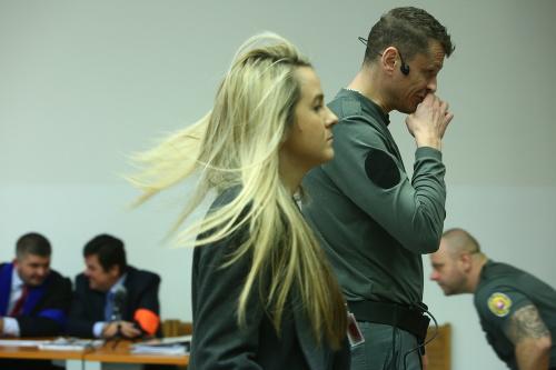 Karolína Kočnerová na súde