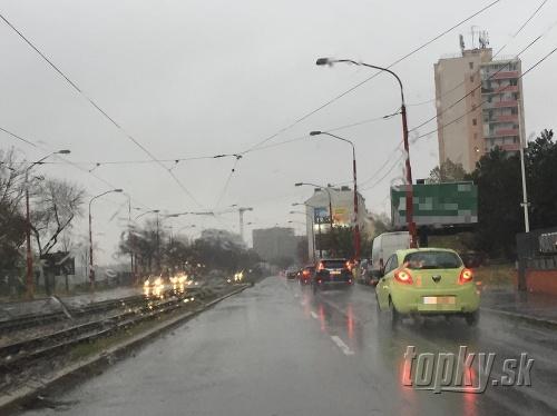 Dopravu v hlavnom meste