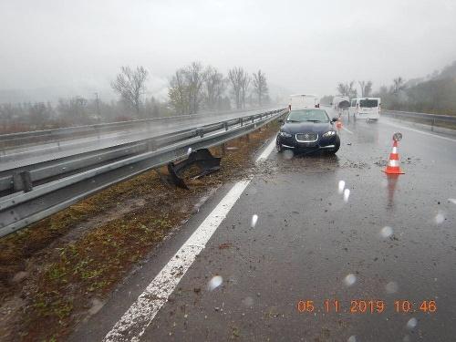 Dopravné nehody v Banskobystrickom