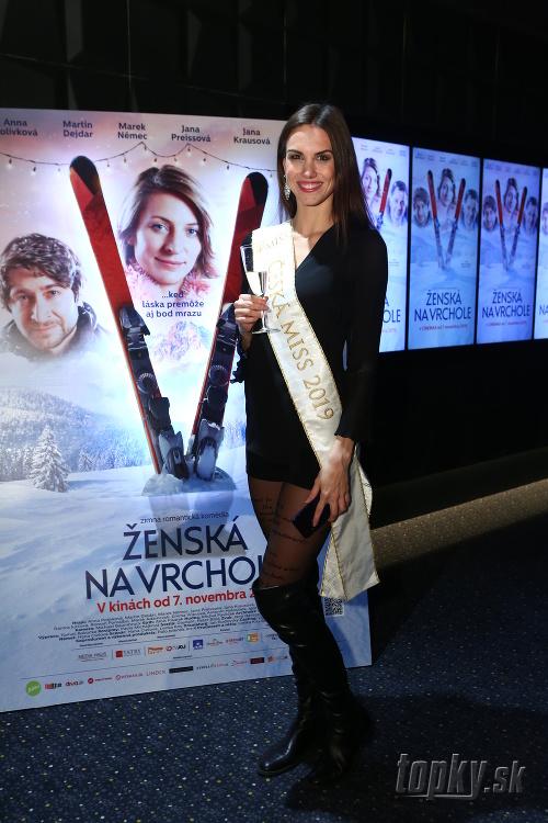 Česká Miss 2019 Barbora