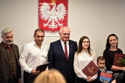 Ukrajinec Andrii Sirovatski dostal