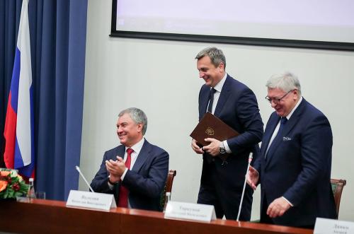 Moskovská univerzita udelila čestný