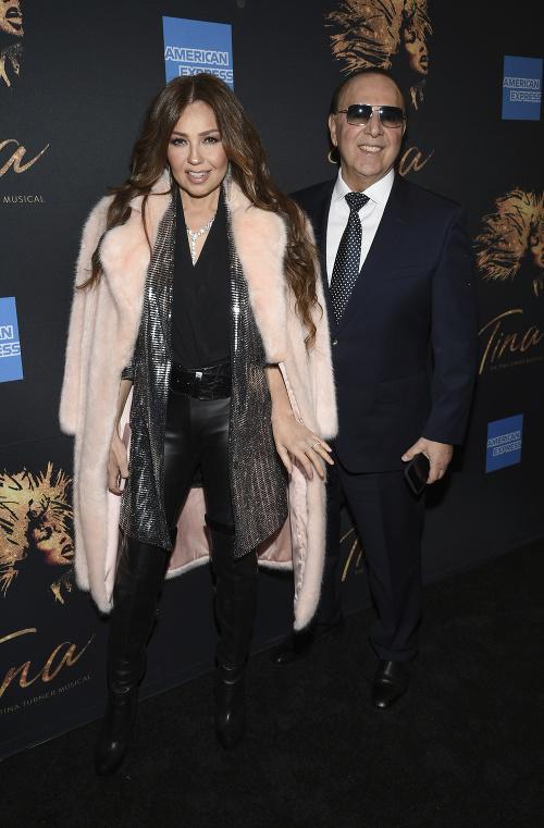 Thalía s manželom Tommym