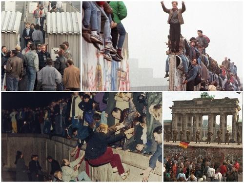 Berlínsky múr padol pred
