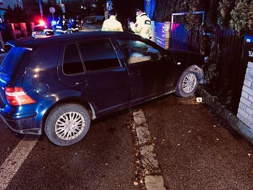 Desivá nehoda v Žiline: