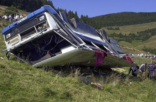 Nehoda v Úhornej