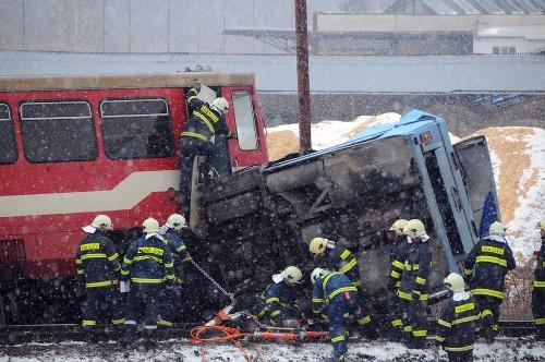 Nehoda v Polomke