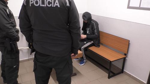 Polícia zastavila v Pochabanoch