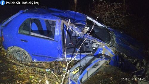 Smrteľná nehoda v Michalovciach