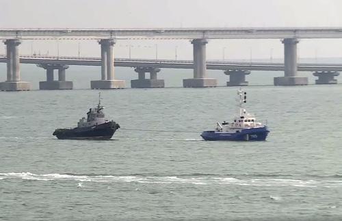 Rusko vrátilo Ukrajine tri