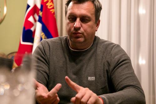 ROZHOVOR s Andrejom Dankom: