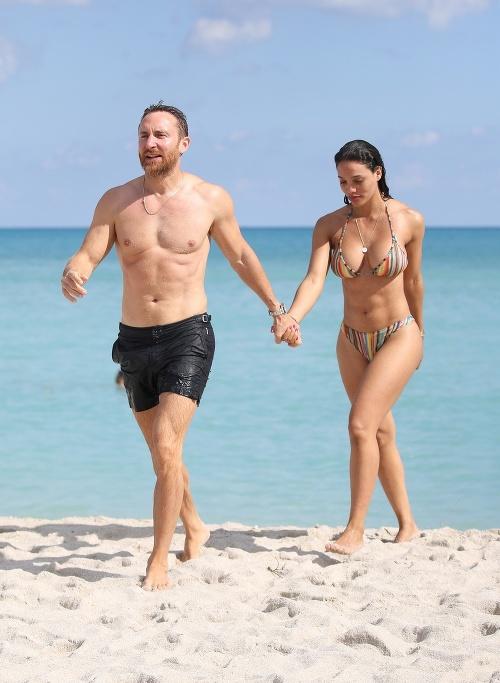 David Guetta a Jessica