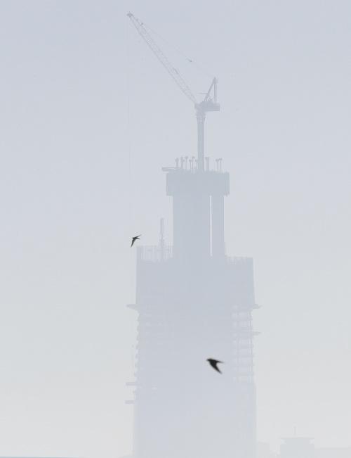 Sydney zahaľuje mrak hustého