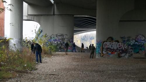 Polícia prehľadávala okolie Dunaja