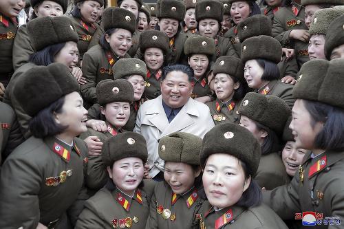 Kim Čong-un sa osobne