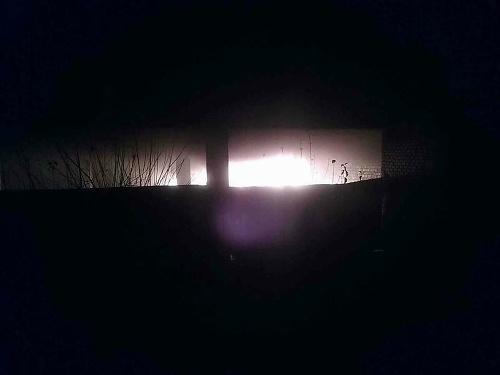 Tragický požiar v Kysuckom
