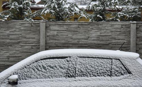 AKTUÁLNE Slovensko zasiahlo sneženie: