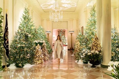Gýčové Vianoce v Bielom