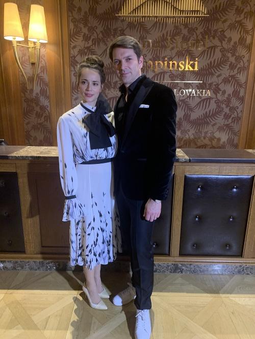 Gabriela Marcinková a Marek